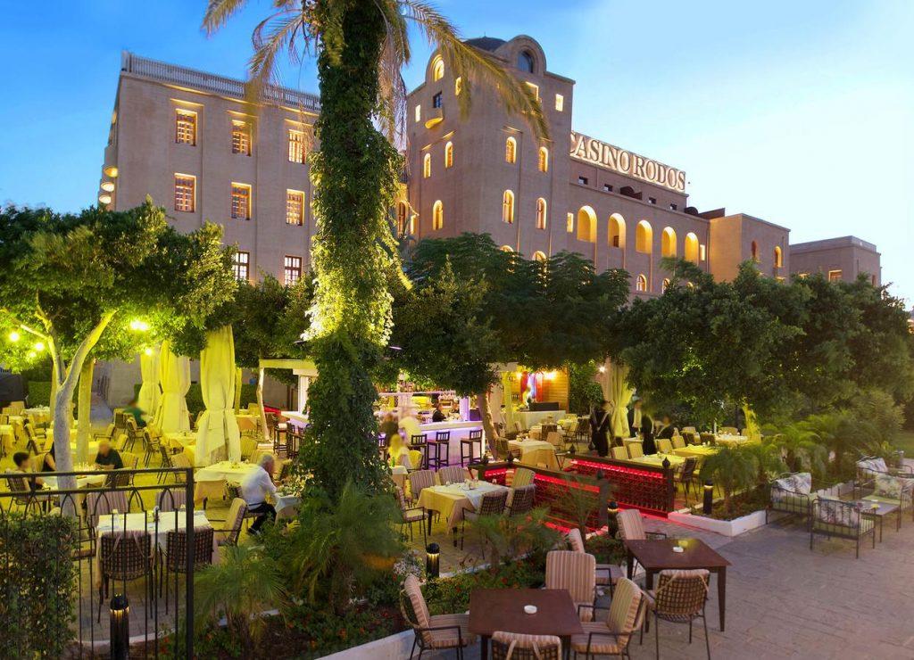 מלון גראנד אלברגו דל רוז
